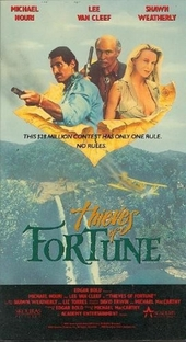 Thieves of Fortune - Poster / Capa / Cartaz - Oficial 1