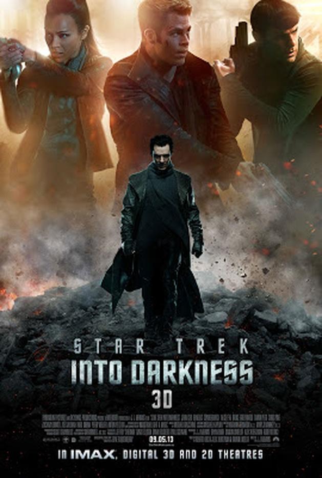 Crítica: Além da Escuridão - Star Trek (2013)