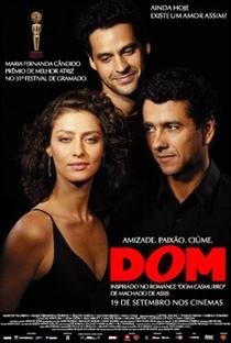 Dom - Poster / Capa / Cartaz - Oficial 1