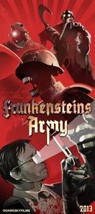 O Exército de Frankenstein - Poster / Capa / Cartaz - Oficial 4