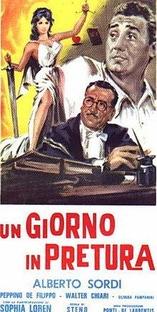 O Juiz Dirige a Comédia - Poster / Capa / Cartaz - Oficial 1