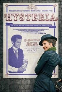 Histeria - Poster / Capa / Cartaz - Oficial 2