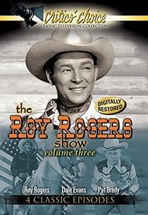 O Show Roy Rogers - Poster / Capa / Cartaz - Oficial 2