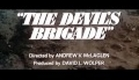 Devil's Brigade Theatrical Movie Trailer (1968)