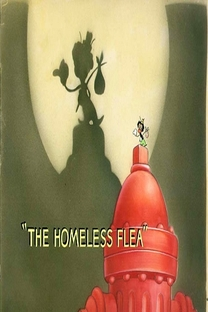 The Homeless Flea - Poster / Capa / Cartaz - Oficial 1