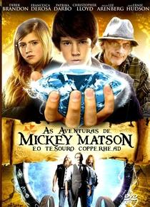 As Aventuras De Mickey Matson e o Tesouro - Poster / Capa / Cartaz - Oficial 3