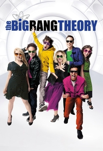 Big Bang: A Teoria (10ª Temporada) - Poster / Capa / Cartaz - Oficial 2