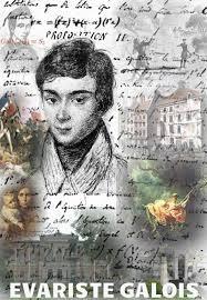 Evariste Galois - Poster / Capa / Cartaz - Oficial 1
