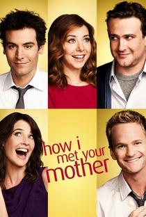 How I Met Your Mother (8ª Temporada) - Poster / Capa / Cartaz - Oficial 1