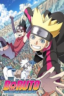 Anime Boruto - Naruto Next Generations - Legendado Download