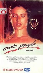 A Marca da Pantera - Poster / Capa / Cartaz - Oficial 8