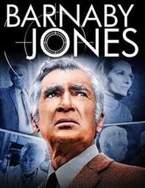Barnaby Jones (7ª Temporada)  - Poster / Capa / Cartaz - Oficial 1