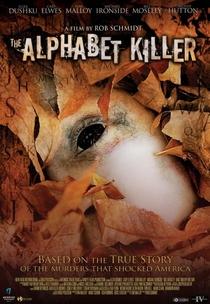 O Assassino do Alfabeto - Poster / Capa / Cartaz - Oficial 2