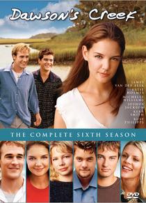 Dawson's Creek (6ª Temporada) - Poster / Capa / Cartaz - Oficial 3