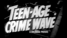 Teen-Age Crime Wave (1955) trailer