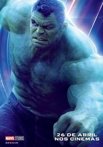 Vingadores: Guerra Infinita - Poster / Capa / Cartaz - Oficial 12