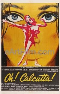 Oh! Calcutta! - Poster / Capa / Cartaz - Oficial 2