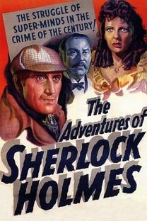 As Aventuras de Sherlock Holmes - Poster / Capa / Cartaz - Oficial 3