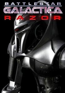 Battlestar Galactica: Razor - Poster / Capa / Cartaz - Oficial 2