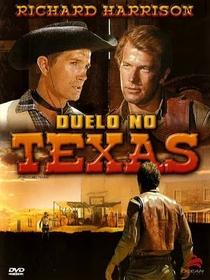 Duelo no Texas - Poster / Capa / Cartaz - Oficial 2