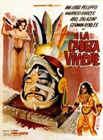 La cabeza viviente - Poster / Capa / Cartaz - Oficial 1