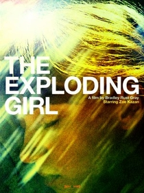 The Exploding Girl - Poster / Capa / Cartaz - Oficial 1