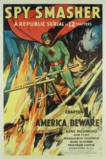 Terror dos Espiões - Poster / Capa / Cartaz - Oficial 3