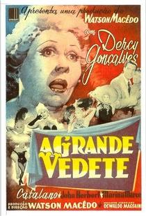 A Grande Vedete - Poster / Capa / Cartaz - Oficial 1