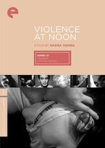 Violência Ao Meio Dia - Poster / Capa / Cartaz - Oficial 1