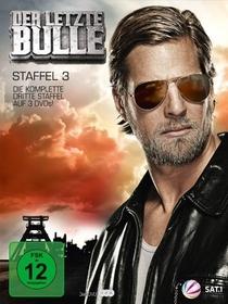 O Último Policial (3ª Temporada) - Poster / Capa / Cartaz - Oficial 1