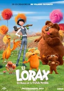 O Lorax - Em Busca da Trúfula Perdida - Poster / Capa / Cartaz - Oficial 4