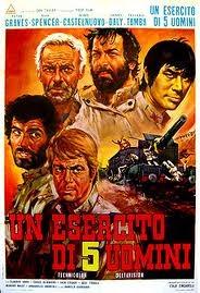 Exército de 5 Homens - Poster / Capa / Cartaz - Oficial 1