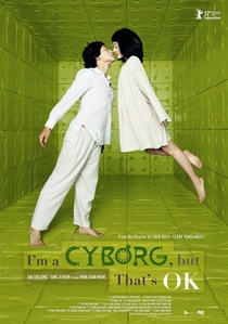 Eu Sou um Cyborg, e Daí? - Poster / Capa / Cartaz - Oficial 1