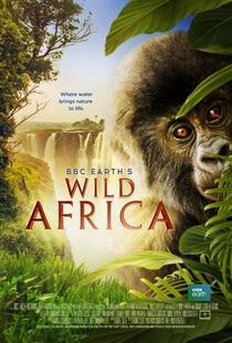 Wild Africa - Poster / Capa / Cartaz - Oficial 1