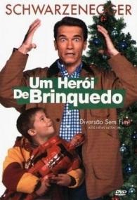 Um Herói de Brinquedo - Poster / Capa / Cartaz - Oficial 2