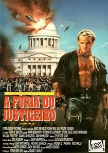 A Fúria do Justiceiro  - Poster / Capa / Cartaz - Oficial 2