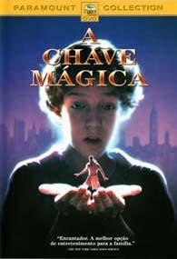 A Chave Mágica - Poster / Capa / Cartaz - Oficial 2