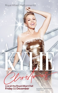 A Kylie Christmas: Live From Royal Albert Hall - Poster / Capa / Cartaz - Oficial 1