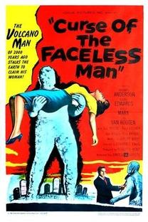 A Maldição do Homem Sem Cara - Poster / Capa / Cartaz - Oficial 1