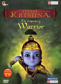 Little Krishna: O Lendário Guerreiro - Poster / Capa / Cartaz - Oficial 1