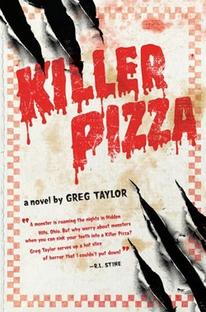 Killer Pizza - Poster / Capa / Cartaz - Oficial 1