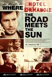 Onde a Estrada Encontra o Sol - Poster / Capa / Cartaz - Oficial 1