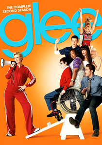Glee (2ª Temporada) - Poster / Capa / Cartaz - Oficial 3