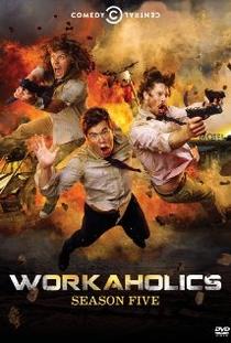 Workaholics (5ª Temporada) - Poster / Capa / Cartaz - Oficial 2