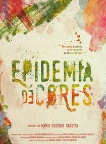 Epidemia de cores - Poster / Capa / Cartaz - Oficial 1