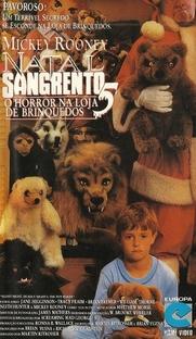 Natal Sangrento 5 - Horror na Loja de Brinquedos - Poster / Capa / Cartaz - Oficial 3
