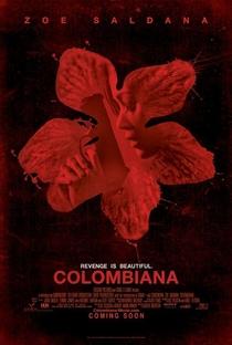 Colombiana - Em Busca de Vingança - Poster / Capa / Cartaz - Oficial 2