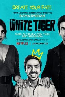 O Tigre Branco - Poster / Capa / Cartaz - Oficial 1