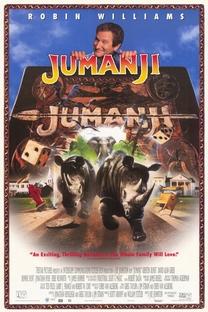 Jumanji - Poster / Capa / Cartaz - Oficial 5