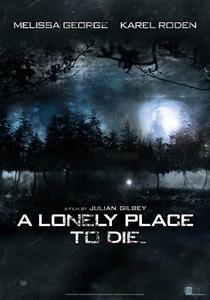 Um Lugar Solitário para Morrer - Poster / Capa / Cartaz - Oficial 5